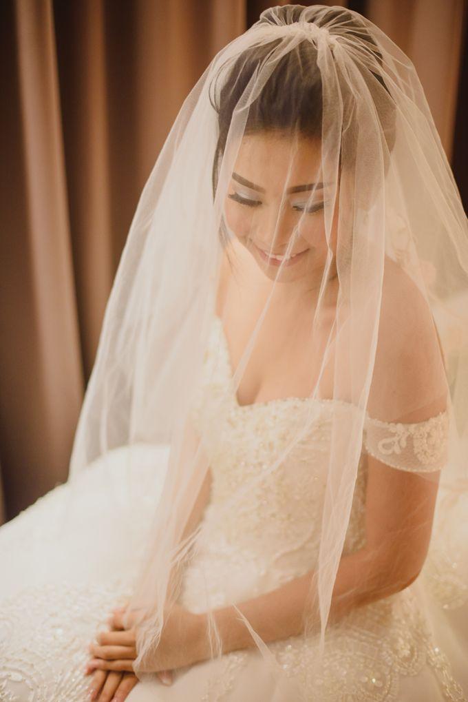 Arvan and Chelsy Wedding by Bali Wedding Planner - 009