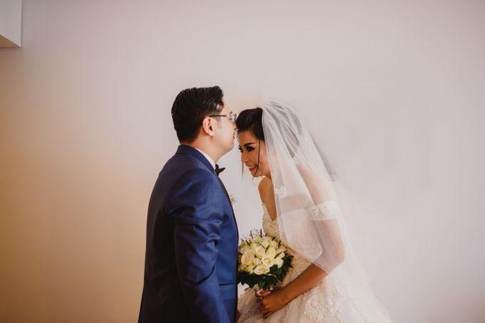 Arvan and Chelsy Wedding by Bali Wedding Planner - 010