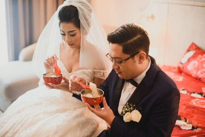 Arvan and Chelsy Wedding by Bali Wedding Planner - 011