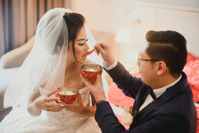 Arvan and Chelsy Wedding by Bali Wedding Planner - 012