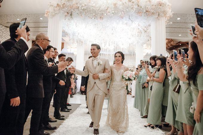 The Wedding Of Dean & Nikki by Finest Organizer - 006