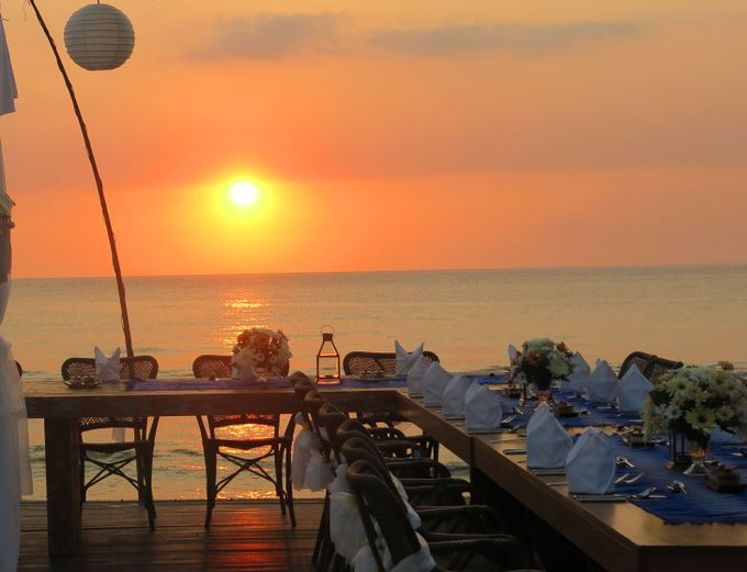 Wonderfull beach wedding at Senggigi beach - Lombok by Sudamala Resorts - 009
