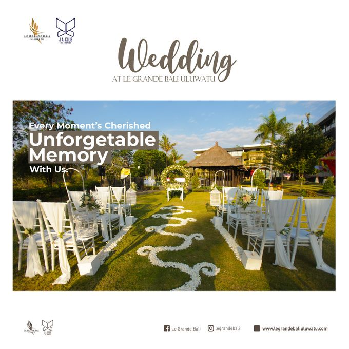 Wedding Blessing at Le Grande Bali by Le Grande Bali Uluwatu - 001