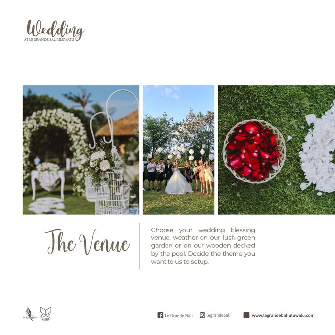 Wedding Blessing at Le Grande Bali by Le Grande Bali Uluwatu - 003
