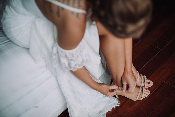 SEMINYAK BALI WEDDING by Maxtu Photography - 006