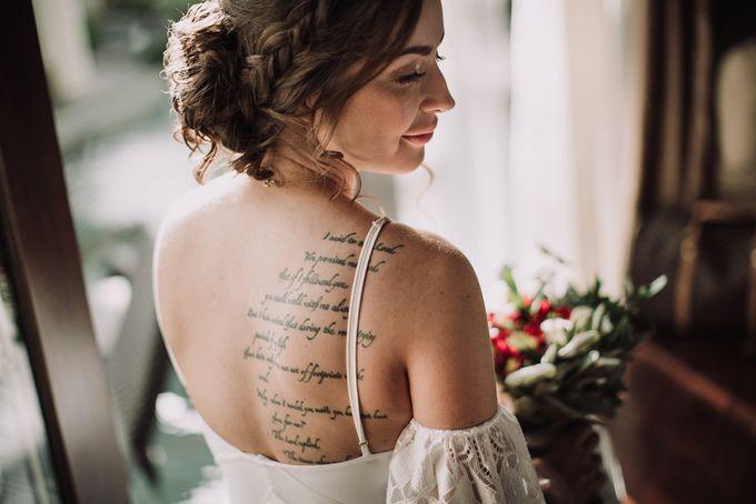 SEMINYAK BALI WEDDING by Maxtu Photography - 007