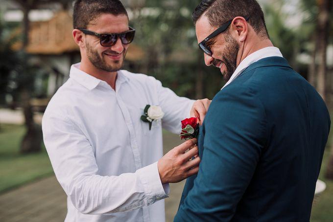 modern wedding by Maxtu Photography - 009