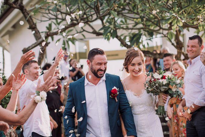 modern wedding by Maxtu Photography - 015