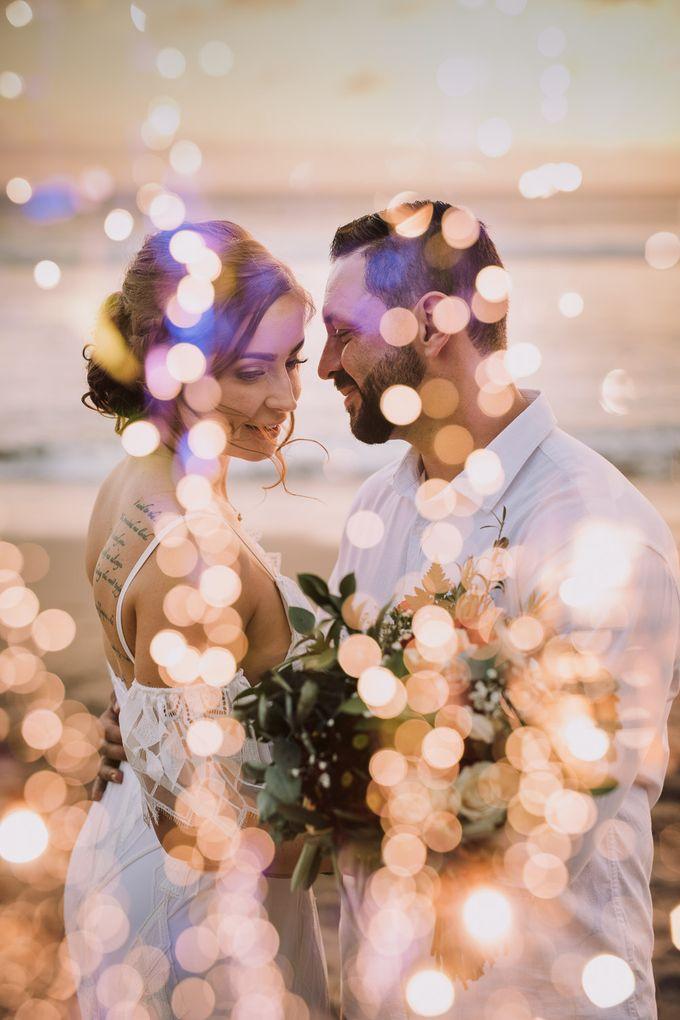 SEMINYAK BALI WEDDING by Maxtu Photography - 018