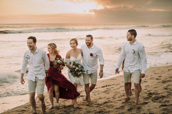 SEMINYAK BALI WEDDING by Maxtu Photography - 019