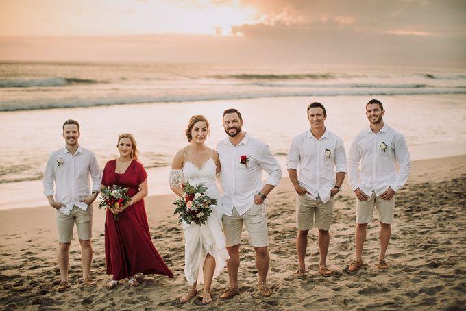 SEMINYAK BALI WEDDING by Maxtu Photography - 020