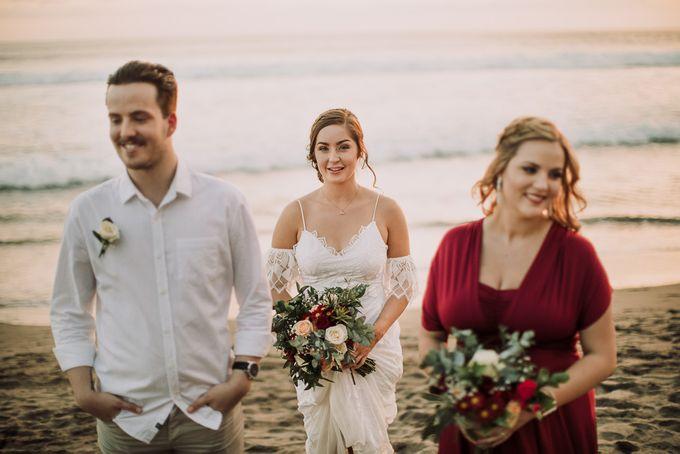 SEMINYAK BALI WEDDING by Maxtu Photography - 021