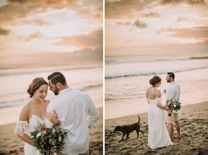 SEMINYAK BALI WEDDING by Maxtu Photography - 022