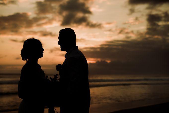 SEMINYAK BALI WEDDING by Maxtu Photography - 023