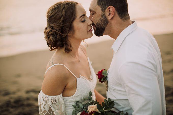 SEMINYAK BALI WEDDING by Maxtu Photography - 024