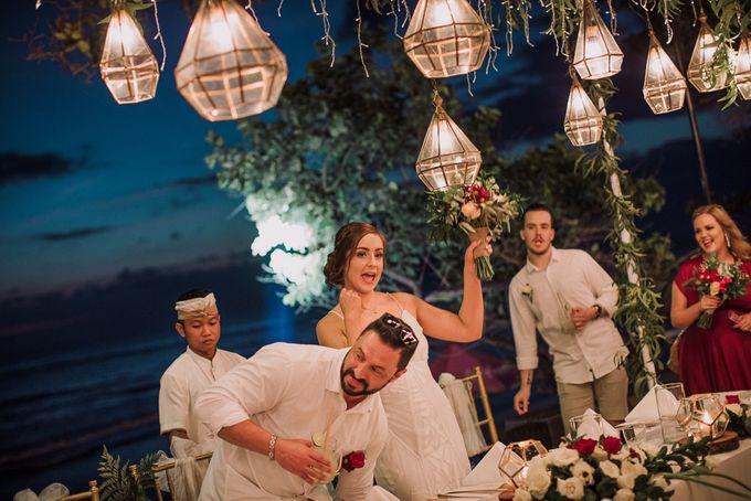SEMINYAK BALI WEDDING by Maxtu Photography - 025