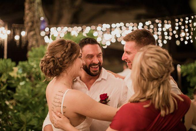 SEMINYAK BALI WEDDING by Maxtu Photography - 043
