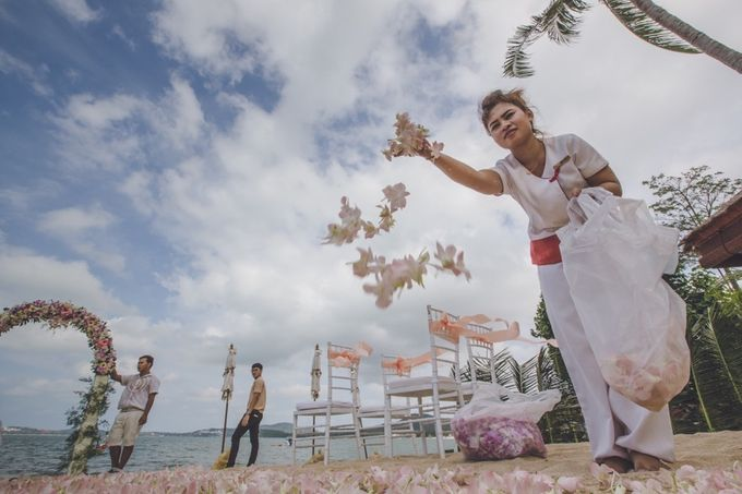Destination wedding in Koh Samui by Narz Studio - 008
