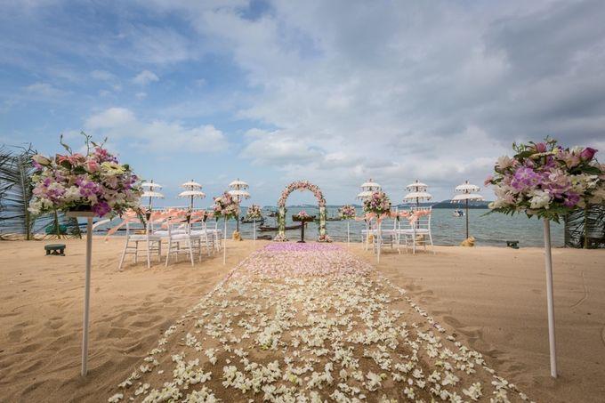 Destination wedding in Koh Samui by Narz Studio - 012