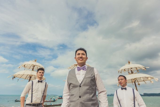 Destination wedding in Koh Samui by Narz Studio - 013
