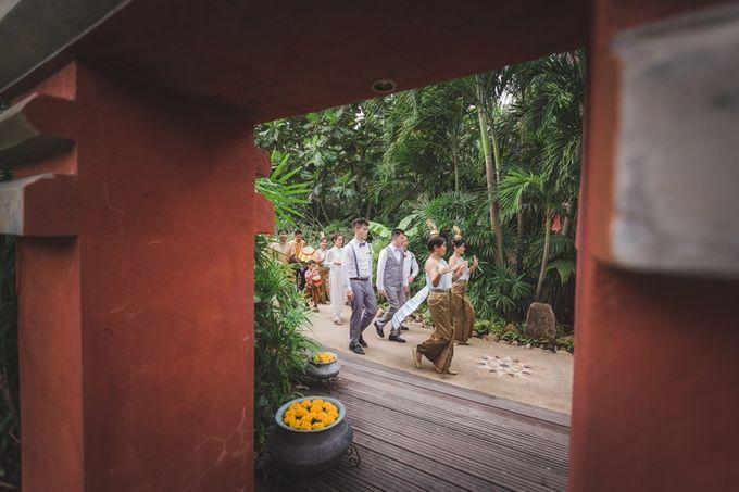 Destination wedding in Koh Samui by Narz Studio - 014