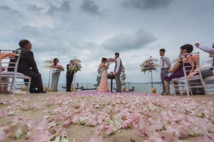 Destination wedding in Koh Samui by Narz Studio - 019