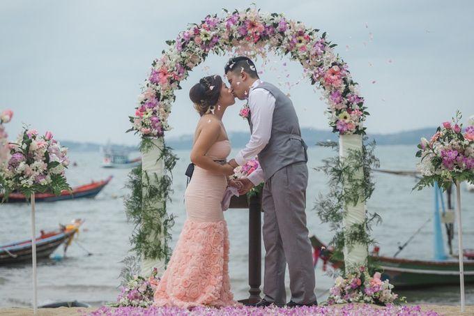Destination wedding in Koh Samui by Narz Studio - 022