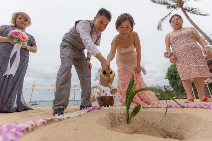 Destination wedding in Koh Samui by Narz Studio - 024
