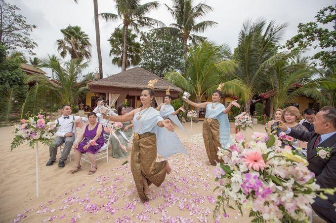 Destination wedding in Koh Samui by Narz Studio - 025