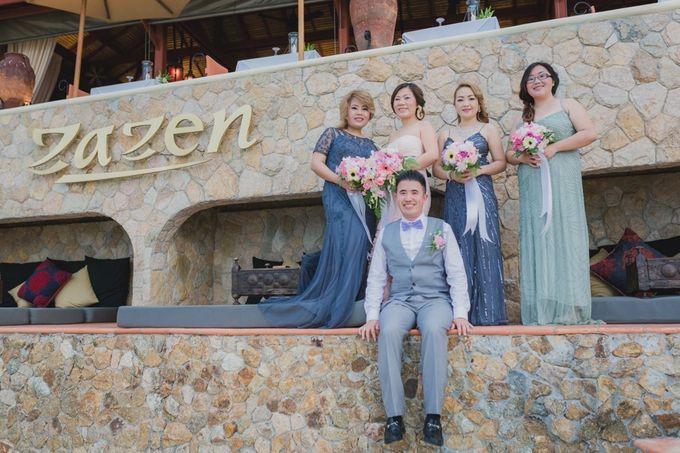 Destination wedding in Koh Samui by Narz Studio - 026