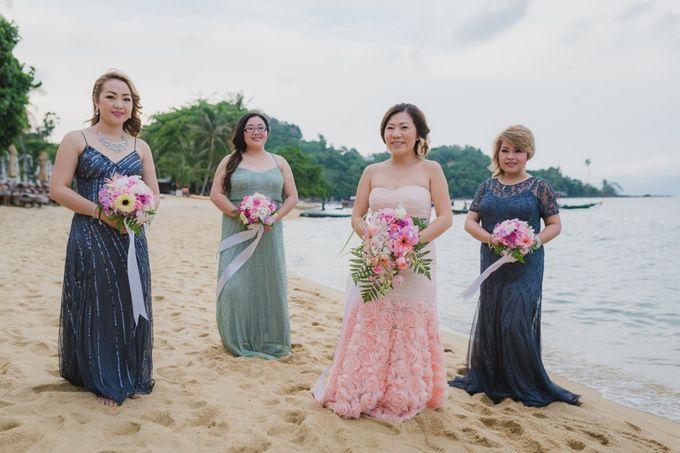 Destination wedding in Koh Samui by Narz Studio - 027