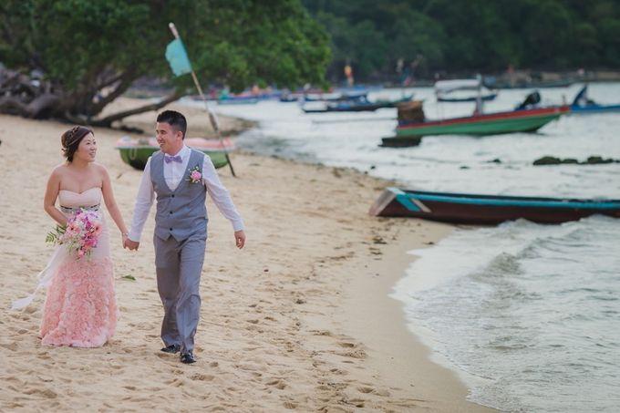 Destination wedding in Koh Samui by Narz Studio - 030