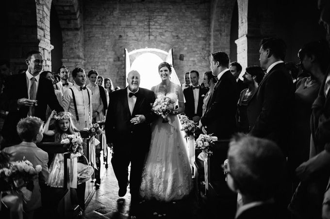 Tuscan Wedding at castello di Spltenna by Laura Barbera Photography - 012