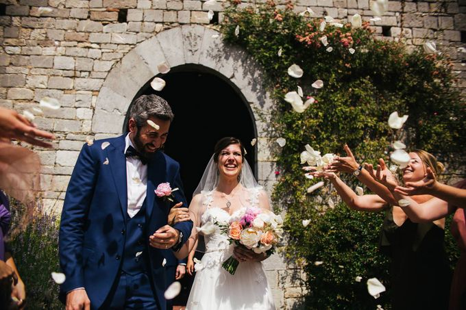 Tuscan Wedding at castello di Spltenna by Laura Barbera Photography - 014