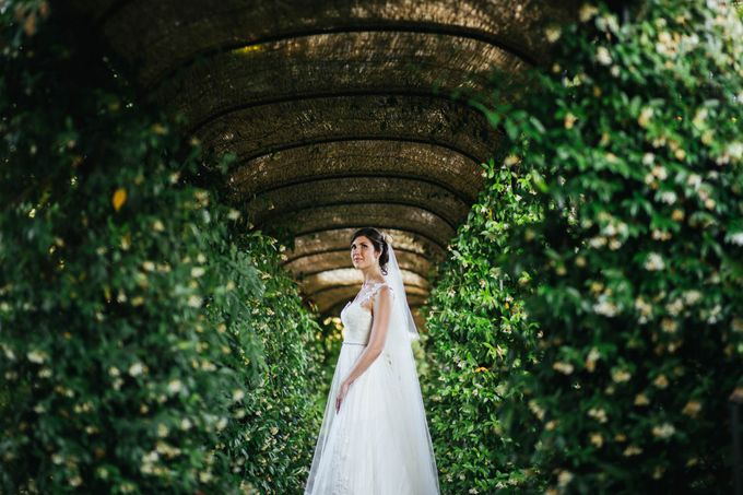 Tuscan Wedding at castello di Spltenna by Laura Barbera Photography - 016