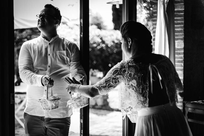 Funny outdoor norvegian wedding in Florence by Laura Barbera Photography - 009