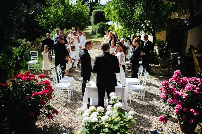 Funny outdoor norvegian wedding in Florence by Laura Barbera Photography - 017