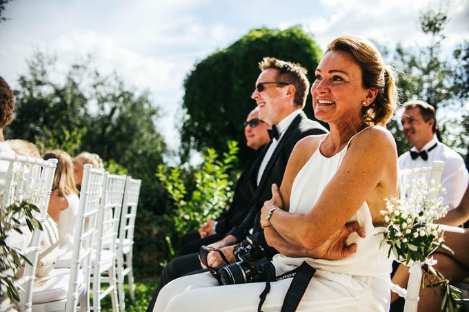 Funny outdoor norvegian wedding in Florence by Laura Barbera Photography - 020