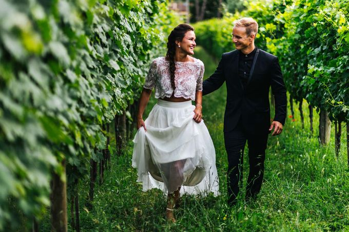 Funny outdoor norvegian wedding in Florence by Laura Barbera Photography - 033