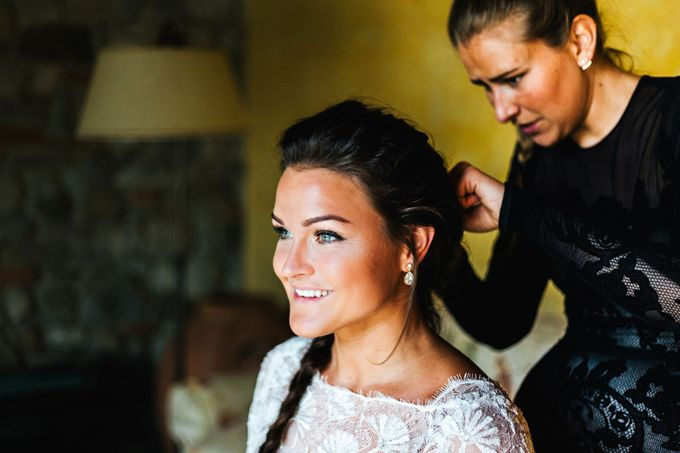 Funny outdoor norvegian wedding in Florence by Laura Barbera Photography - 007
