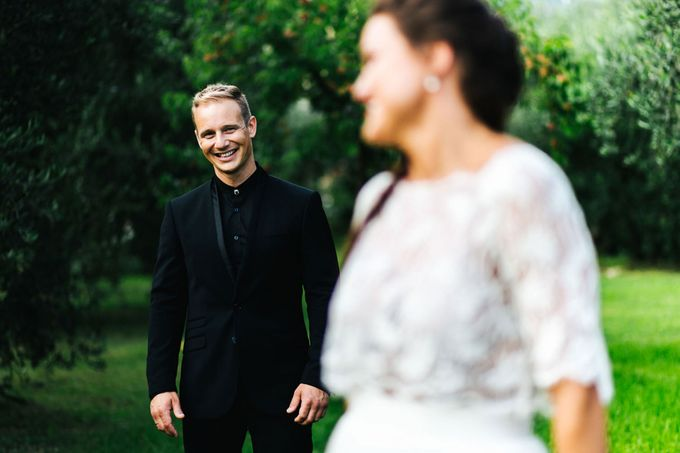 Funny outdoor norvegian wedding in Florence by Laura Barbera Photography - 036