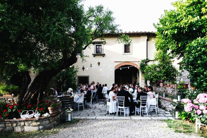 Funny outdoor norvegian wedding in Florence by Laura Barbera Photography - 049