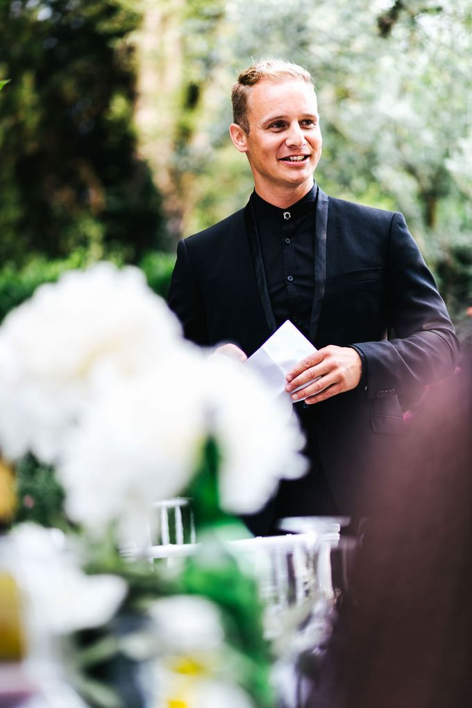 Funny outdoor norvegian wedding in Florence by Laura Barbera Photography - 041