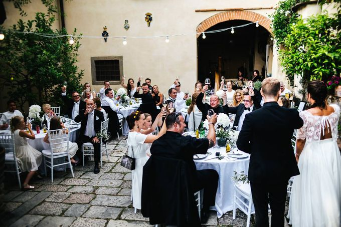 Funny outdoor norvegian wedding in Florence by Laura Barbera Photography - 039