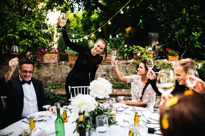Funny outdoor norvegian wedding in Florence by Laura Barbera Photography - 043