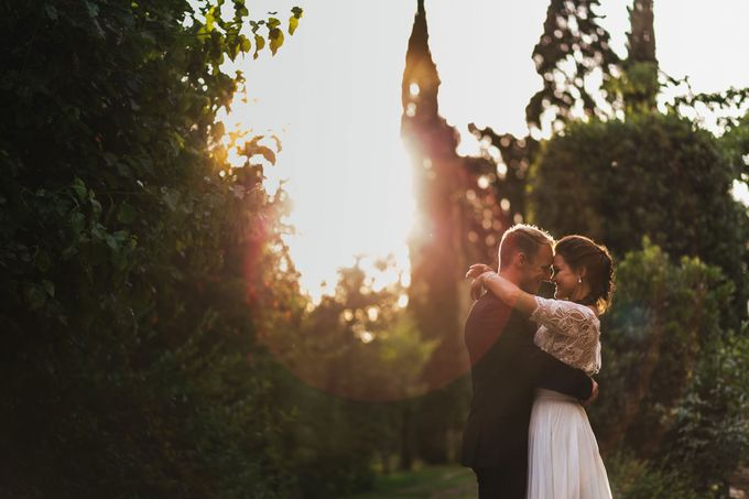 Funny outdoor norvegian wedding in Florence by Laura Barbera Photography - 038