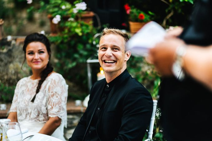 Funny outdoor norvegian wedding in Florence by Laura Barbera Photography - 044