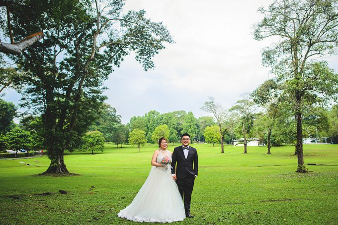 Wedding Photography Singapore - Actual Day Wedding - WL & HZ by Rave Memoirs - 003
