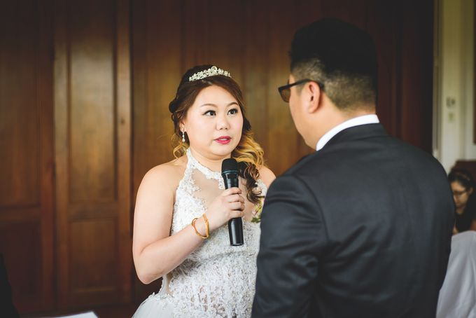 Wedding Photography Singapore - Actual Day Wedding - WL & HZ by Rave Memoirs - 033