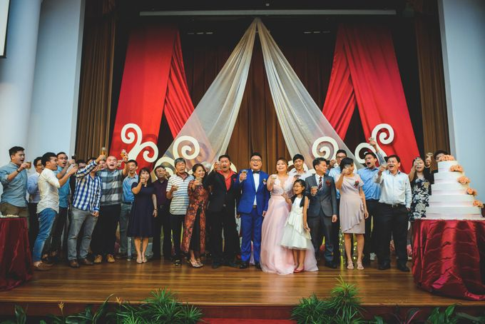 Wedding Photography Singapore - Actual Day Wedding - WL & HZ by Rave Memoirs - 049